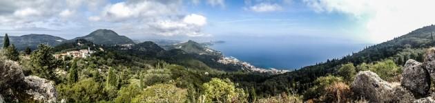 Corfu Trail